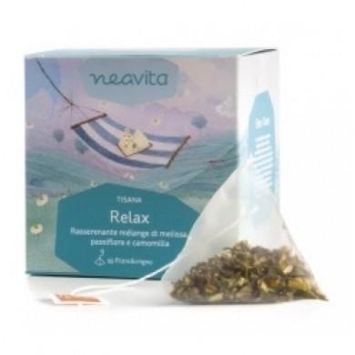 Tisana Relax Bio Filtroscrigno 15 filtri - Neavita