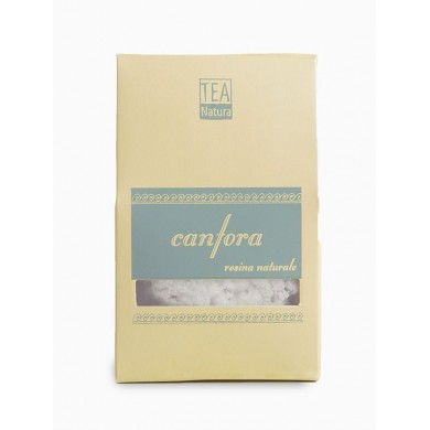 Resina naturale Canfora 50 gr - Tea Natura