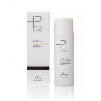 Gentle Nutra Milk Detergente pelli secche e sensibili 200 ml - Hino