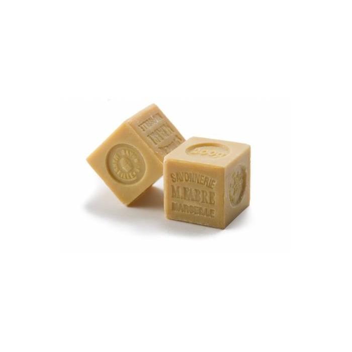 Cubo Sapone di Marsiglia senza olio di palma 100g - Marius Fabre