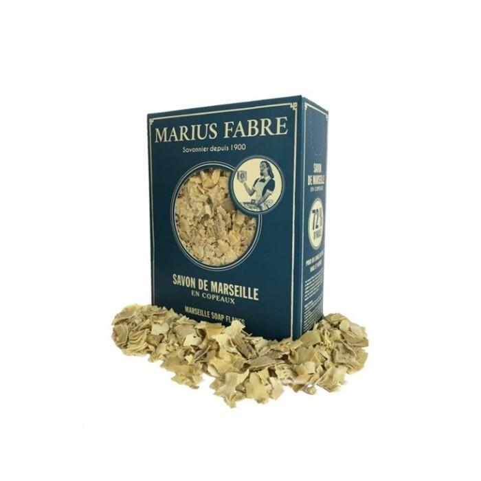 Scaglie sapone di Marsiglia senza olio di palma 750g - Marius Fabre