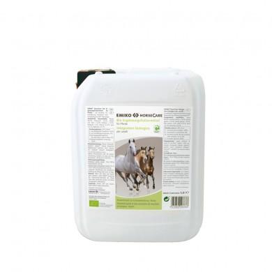 EM HorseCare Integratore alimentare Bio per cavalli 5L - Emiko®
