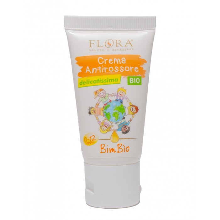 BimBìo Crema Antirossore BIO-BDIH 30 ml - Flora