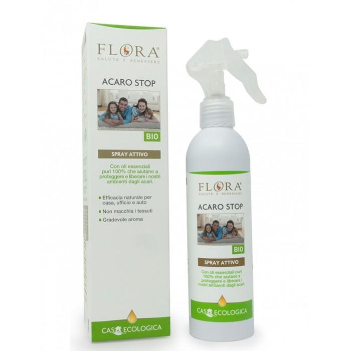 Casa Ecologica Acaro Stop BIO-ICEA 200 ml - Flora