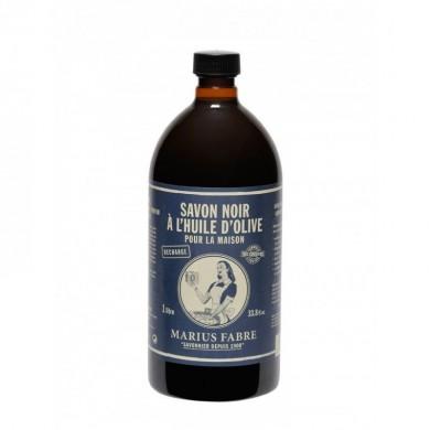 Sapone Nero liquido 1000 ml - Marius Fabre