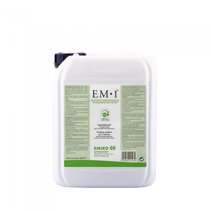 EM-1 Additivo per il Suolo 5L - Emiko®