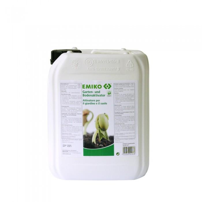 EM Attivatore per Suolo e Giardini 5 L - Emiko®