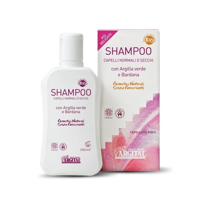 Shampoo Capelli Normali o Secchi 250 ml - Argital