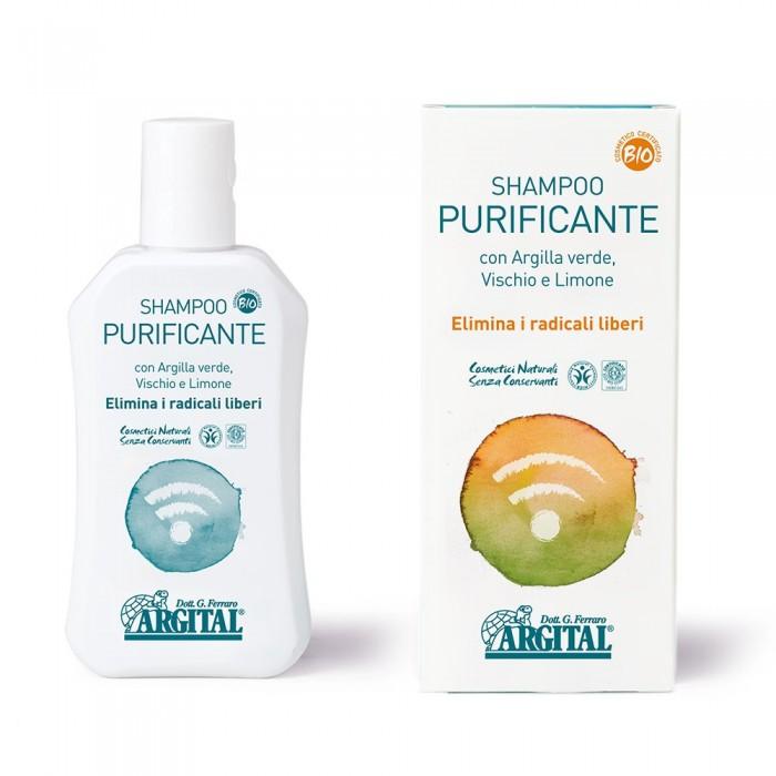 Shampoo Purificante anticaduta 250 ml - Argital