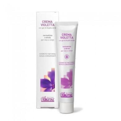 Crema alla Violetta 50 ml - Argital