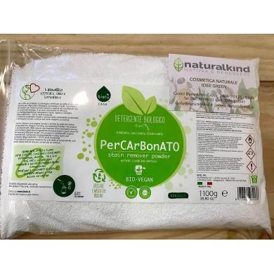 Percarbonato di sodio naturale 250 gr - Biolù
