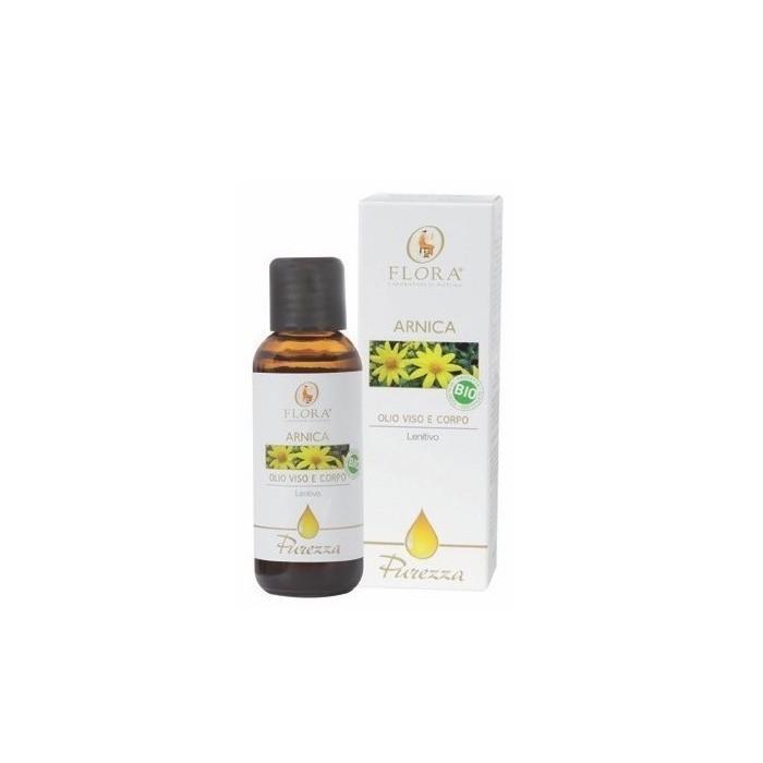 Purezza Olio di Arnica 50 ml BIO-COSMOS - Flora