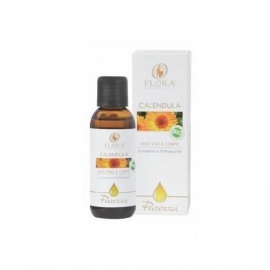 Purezza Olio di Calendula 50 ml BIO-COSMOS - Flora
