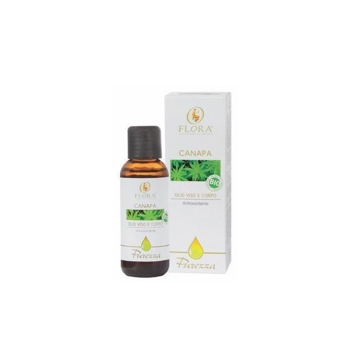 Purezza Olio di Canapa 50 ml BIO-COSMOS - Flora