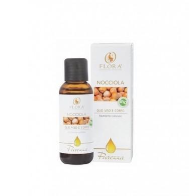 Purezza Olio di Nocciola 100 ml Bio-Codex Alimentare - Flora