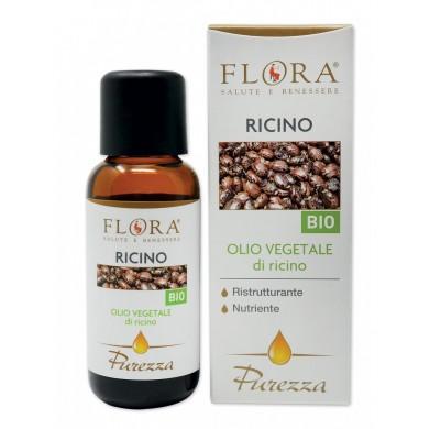 Purezza Olio vegetale di Ricino 30 ml BIO-COSMOS - Flora