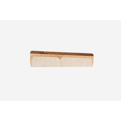 Pettine per parrucchieri in legno medio-fine 18 cm - Kost Kamm