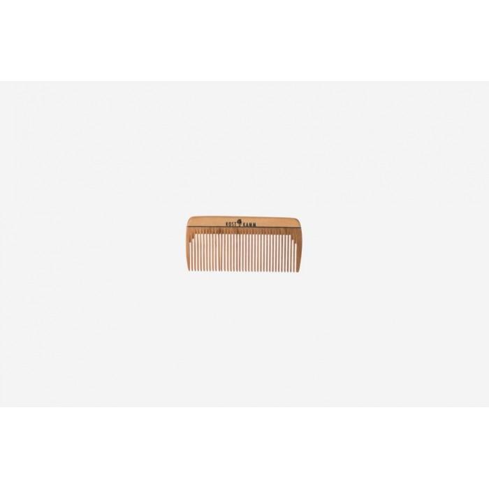 Mini pettine tascabile in legno stretto 8 cm - Kost Kamm