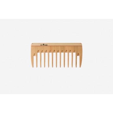 Pettine capelli ricci in legno extra-largo 16 cm - Kost Kamm