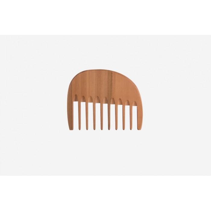 Pettine capelli ricci in legno extra-largo 12 cm - Kost Kamm