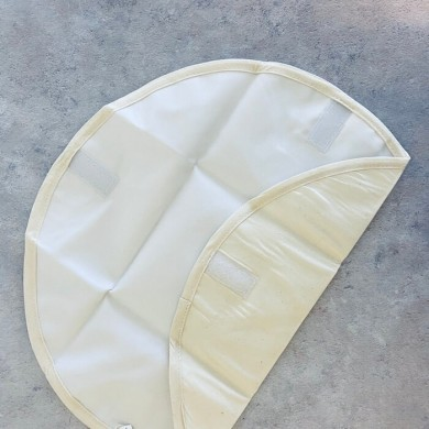 Tovaglietta porta alimenti in cotone - A Slice of Green