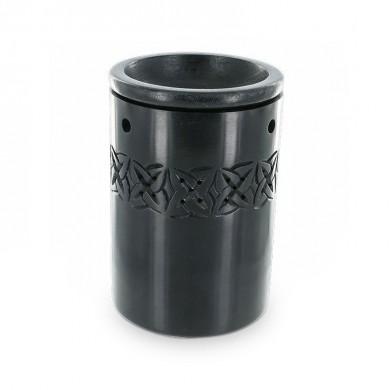 Brucia incensi in pietra nera - Aromandise