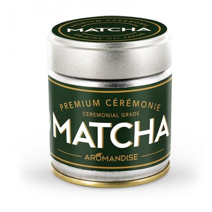 The Verde Matcha Cerimonia 30 gr - Aromandise