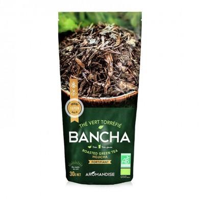 The verde tostato Bancha Hojicha 30 gr - Aromandise