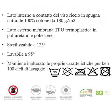 copy of Mascherina filtrante Batteriostatica ed Idrorepellente