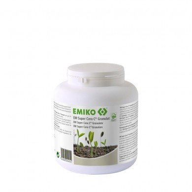 EM Super Cera C granulare 1,5 Kg - Emiko®