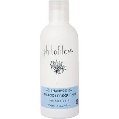Shampoo Lavaggi Frequenti 200 ml - Phitofilos