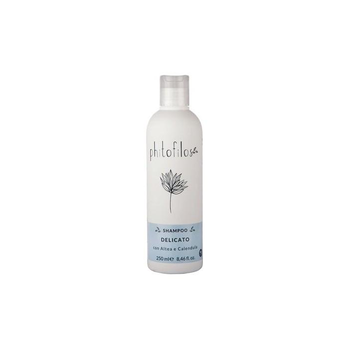 Shampoo Delicato con Altea e Calendula 250 ml - Phitofilos