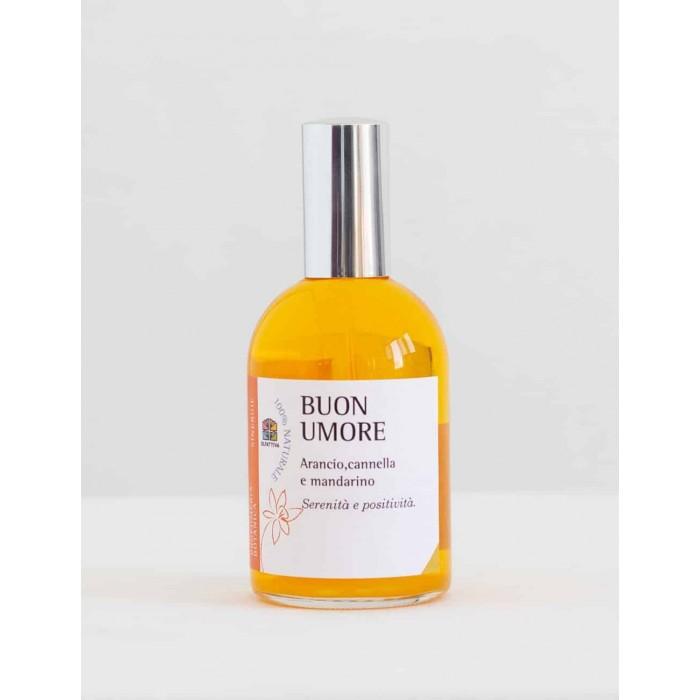 Profumo Naturale Buonumore 115 ml - Olfattiva
