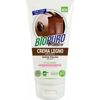 Crema Legno Bio 200 ml - Biopuro