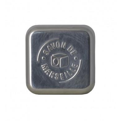 Porta sapone in alluminio Cubo di Marsiglia piccolo - Tadé