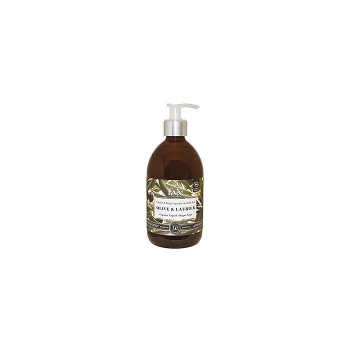 Sapone Nero Liquido Gommage Hammam 500 ml - Tadé