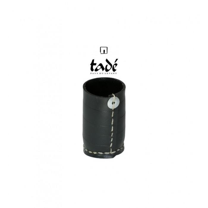 Porta oggetti in pneumatico riciclato - Tadé