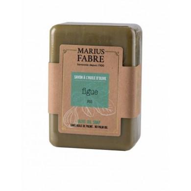 Saponetta all'olio d'Oliva e Fico senza olio di palma 150 gr - Marius Fabre