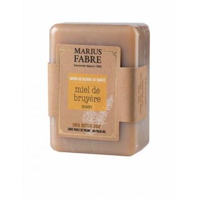 Saponetta all'olio d'Oliva e Miele senza olio di palma 250 gr - Marius Fabre