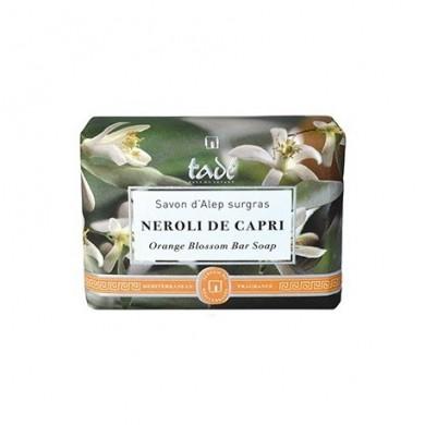 Saponetta di Aleppo Neroli di Capri 100 gr - Tadé