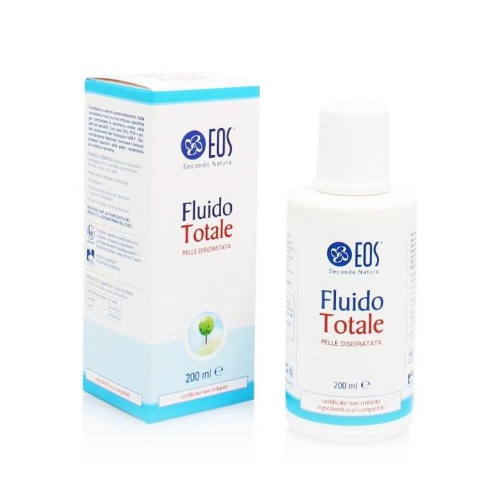 Fluido Totale Emulsione viso/corpo 200 ml - Eos Natura