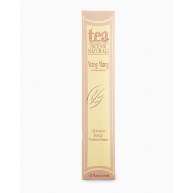 Incenso naturale Ylang Ylang - Tea Natura