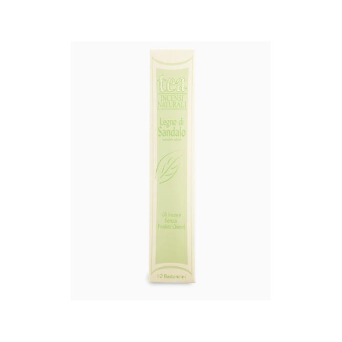Incenso naturale Legno di Sandalo - Tea Natura