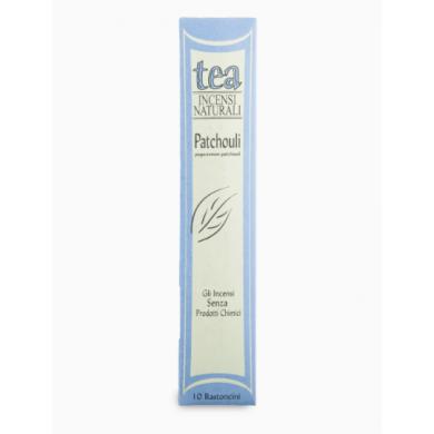 Incenso naturale Patchouli - Tea Natura