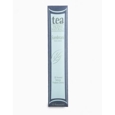Incenso naturale Sambrani - Tea Natura