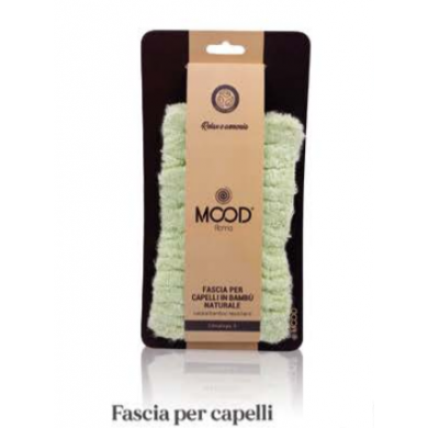 Fascia per capelli in bamboo - Mood