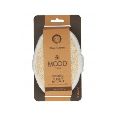 Guanto scrubber in luffa naturale - Mood