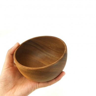 Ciotola in legno di Acacia  - Natural Kind