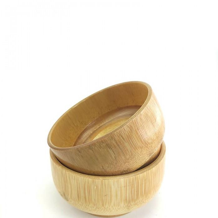 Ciotola in bamboo per salse, alimenti  - Natural Kind