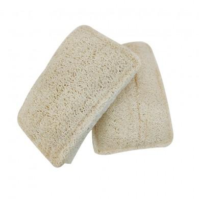 Spugna Eco-Friendly per stoviglie in luffa e pasta di legno - Natural Kind